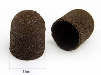 Kapturek ścierny a 13mm120       1 szt. brązowy