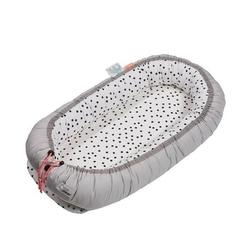 Gniazdko niemowlęce done by deer dots - szare