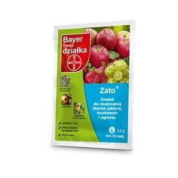 Zato 50 wg – na rdzę jałowca i gruszy – 2,5 g bayer