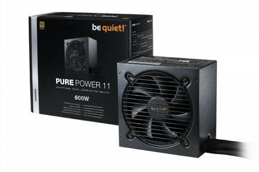 Be quiet Zasilacz Pure Power 11 600W 80+ Gold BN294