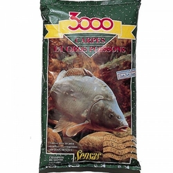 Zanęta Sensas 3000 CARPES 1kg
