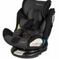 Babysafe labrador szaro-czarny fotelik obrotowy 0-36kg