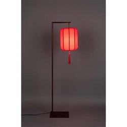 Dutchbone lampa podłogowa suoni czerwona 5100096