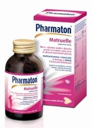 Pharmaton matruelle x 60 kapsułek