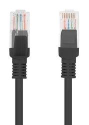 Lanberg kabel patchcord kat.5e 50m czarny