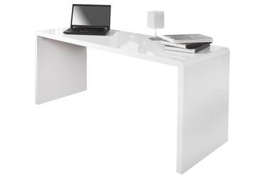 Biurko Fasto 160 cm białe nowoczesne