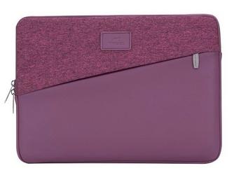 RivaCase Pokrowiec Sleeve do MacBook 13,3 cala czerwony