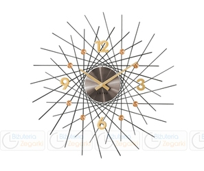 Zegar ścienny lavvu crystal lines lct1051