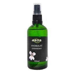 Asoa hydrolat geraniowy 100 ml