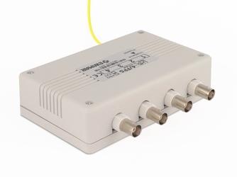 4-kanałowy panel zabezpieczający hd z konwerterem utp ewimar lhd-4-pro-fps - szybka dostawa lub możliwość odbioru w 39 miastach