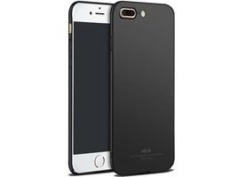 Etui msvii thin case do apple iphone 8 plus czarne - czarny