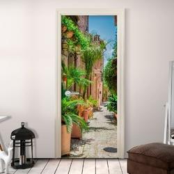 Fototapeta na drzwi - wakacyjny spacer