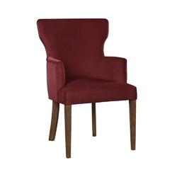 Nowoczesny fotel tapicerowany queen