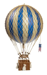 Authentic models balon royal aero, niebieski ap163d