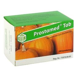 Prostamed tabletki do żucia