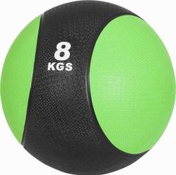 8 kg piłka lekarska treningowa slam ball gorilla sports