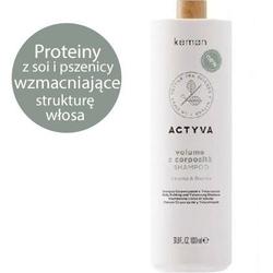Kemon actyva volume e corposita szampon zwiększający  objętosć 1000ml