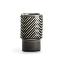 Kubek ceramiczny szary Coffee Sagaform
