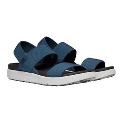 Sandały damskie keen elle backstrap - niebieski
