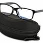 Okulary antyrefleksyjne zerówki nerdy prostokątne dr-115-c2