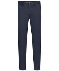 Męskie ciemnogranatowe spodnie typu chino  3434