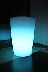 Donica podświetlana uran 60 cm rgb 16 kolorów