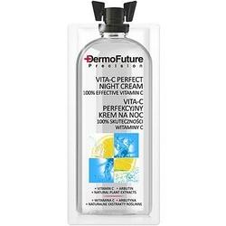 Dermofuture vita-c perfekcyjny krem na noc do cery z witaminą c 12ml