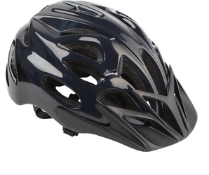 Kask kross kalmo blue-black