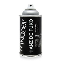 Hanz de fuko style lock hairspray - męski spray do włosów z ekstremalnym chwytem 255g
