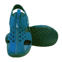 Nike sunray protect 2 943826-301 - sandały dziecięce - niebieski
