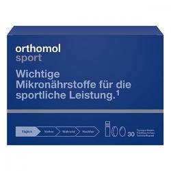 Orthomol sport ampułka + tabletka + kapsułka