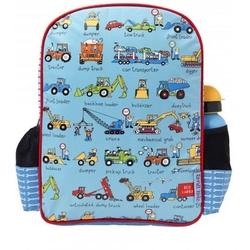 Maszyny plecak dla przedszkolaka