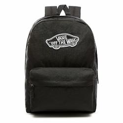 Plecak VANS Realm Backpack szkolny - VN0A3UI6BLK - VN0A3UI6BLK