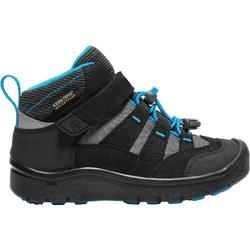 Buty trekkingowe dziecięce keen hikeport mid wp - czarny