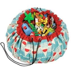 Worek na zabawki playgo - badminton