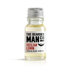 Bearded man co - olejek do brody sycylijska cytryna - sicilian lemon 10 ml
