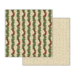 Papier do scrapbookingu 30,2x31,2 cm - 228
