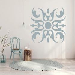 Szablon malarski dekoracja abstrakcyjna 18sm31