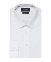 Elegancka biała koszula męska taliowana super slim fit 45
