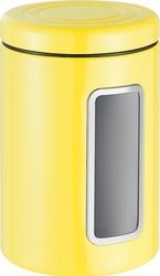 Pojemnik kuchenny z okienkiem 2 l Classic Line żółty