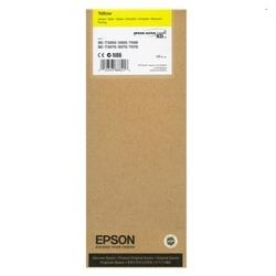 Tusz oryginalny epson t6934 c13t693400 żółty - darmowa dostawa w 24h