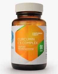 Curcumin c3 complex x 90 kapsułek