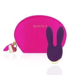 Stymulator łechtaczki - rs essentials bunny bliss   fioletowy