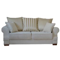 Elegancka 2-osobowa sofa geneva w angielskim stylu
