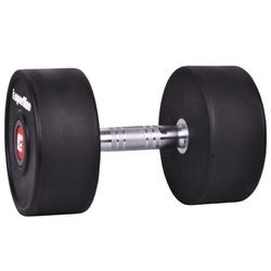 Hantla poliuretanowa profi 42 kg - insportline - 42 kg