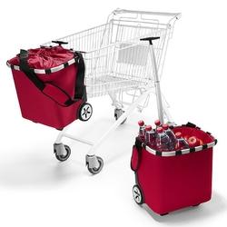 Wózek na zakupy reisenthel carrycruiser czerwony roe3004