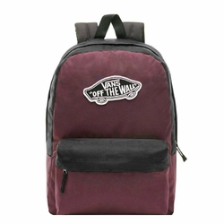 Plecak szkolny Vans Realm Prune Purple Black - VN0A3UI6TQR