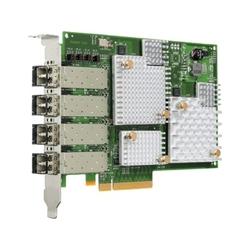 4-portowa karta hba hpe storefabric 84e fibre channel 8 gb