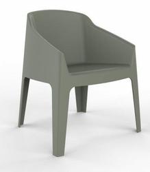 Fotel baku zielony - zielony