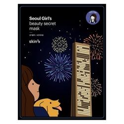 Skin79 rewitalizująca maska w płacie seoul beauty mask vital care